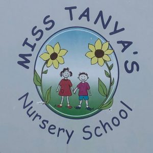 Nursery School sign